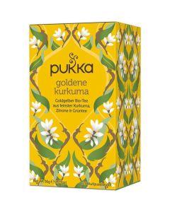 Goldene Kurkuma Tee Bio (20 Beutel)