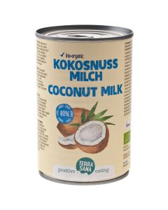 Kokosmilch Bio (400ml)