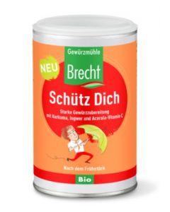 Schütz dich - Gewürzmischung Bio (65g)