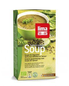 Bio Gemüse Linsensuppe mit Tamari (1000ml)