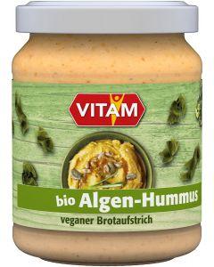 Kichererbsen Algen Hummus Bio (125g)