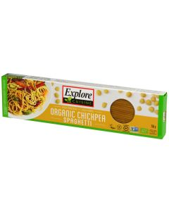 Bio Spaghetti aus Kichererbsen (250g)