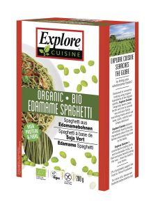 Spaghetti aus Edamame Bohnen Bio (200g)