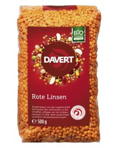 Bio Rote Linsen (500g)