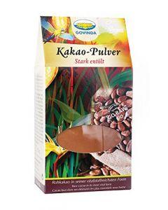Bio Kakaopulver stark entölt (100g)