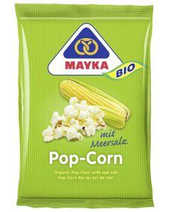 Popcorn mit Meersalz Bio (40g)