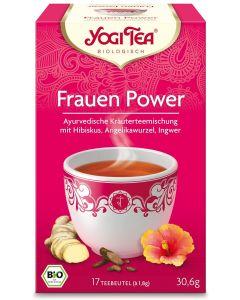 Bio Frauen Power Tee (17 Beutel)