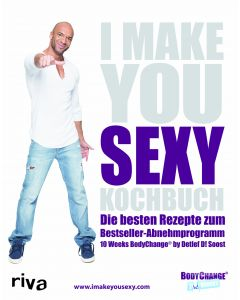 "Kochbuch ""I MAKE YOU SEXY"""