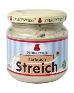 Bio Bärlauch Aufstrich (180g)