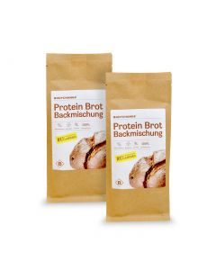 Sparpaket: 2x Protein Brotbackmischung