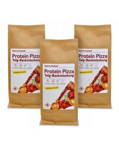 Sparpaket: 3x Protein Pizza