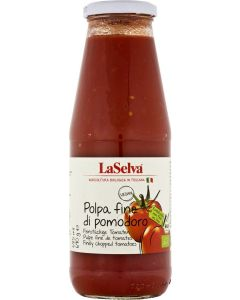 Bio Polpa Tomatensauce - Stückige Tomaten (690g)