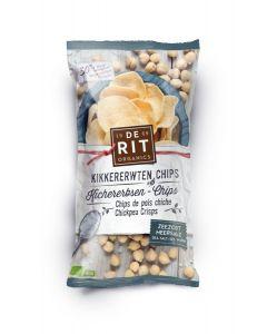 Bio Kichererbsen Chips Meersalz (75g)