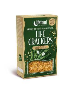 Bio Cracker Bärlauch (90g)