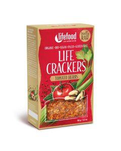 Bio Kräcker Tomate & Kräuter (90g)