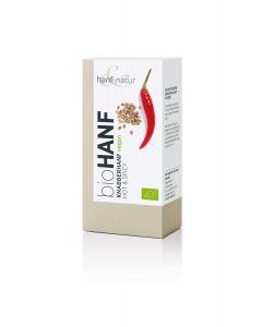 Knabberhanf hot & spice Bio (100g)