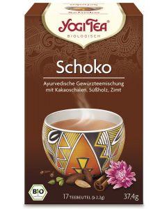 Bio Schoko Tee (17 Beutel)