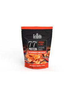 Chicken Chips Paprika & Chili (25g)