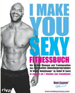 Das I MAKE YOU SEXY Fitnessbuch