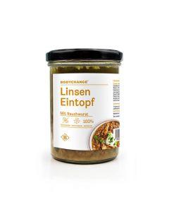 Lunch - Linseneintopf mit Rauchwurst (380g)