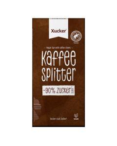 Vegane Xylit-Schokolade Kaffeesplitter (80 g)