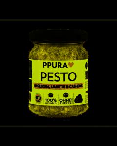 Bio Pesto Basilico Limette (120g)