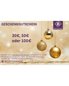 Geschenk Gutschein ab 30€