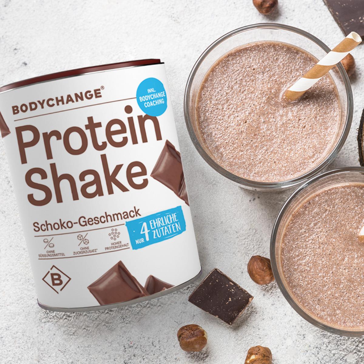 Protein Shake Schoko